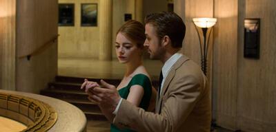 In David Ehrlichs Top 25 vertreten: La La Land, mit Emma Stone & Ryan Gosling
