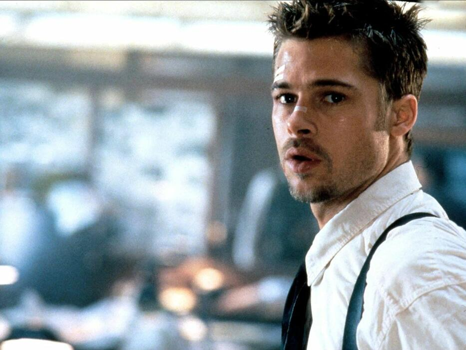 Sieben mit Brad Pitt