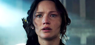 Jennifer Lawrence als Katniss