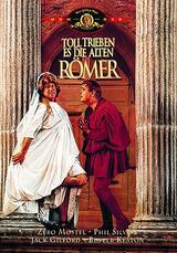 Toll trieben es die alten Römer - Poster