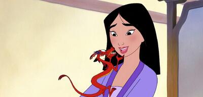 Mulan in der Disney-Version