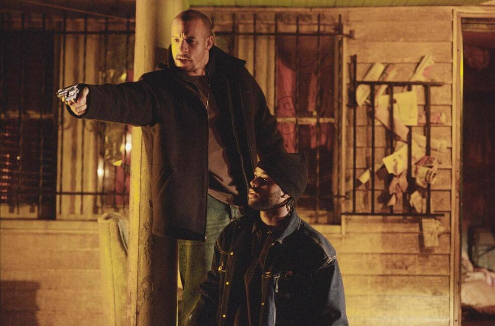 Extreme Rage mit Vin Diesel und Larenz Tate