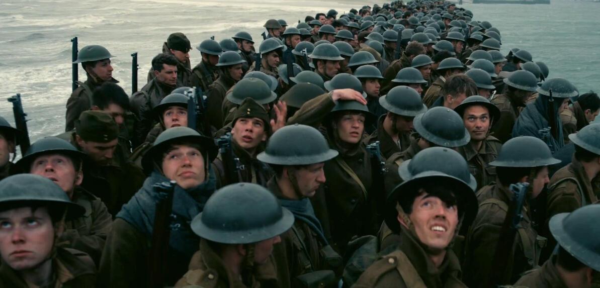 Dunkirk - Deutscher Teaser-Trailer zu Christopher Nolans Kriegsfilm