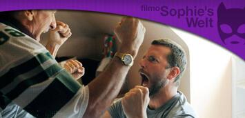 Bild zu:  Robert DeNiro und Bradley Cooper in Silver Linings