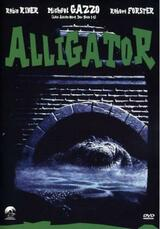 Der Horror-Alligator - Poster