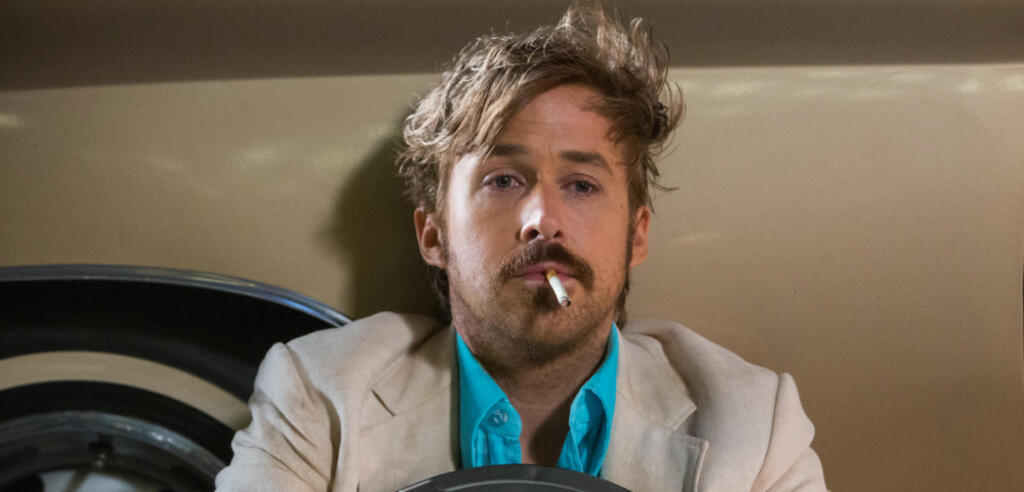 Der echte Ryan Gosling in The Nice Guys