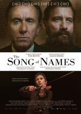 The Song of Names - Poster