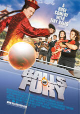 Balls of Fury - Poster