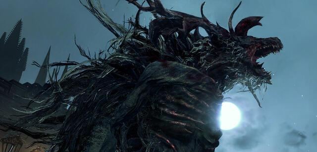 Monster gibt es in Bloodborne allerhand