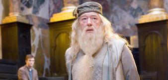 Albus Dumbledore in Harry Potter und der Orden des Phönix