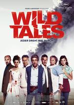 Wild Tales - Jeder dreht mal durch Poster