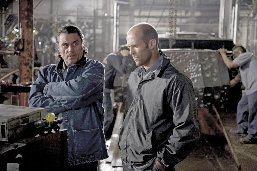 Death Race mit Jason Statham und Ian McShane