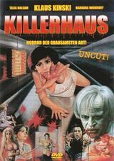 Crawlspace - Killerhaus - Poster