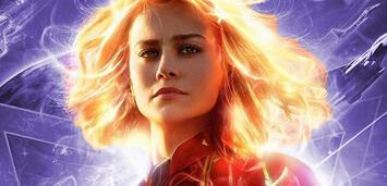 Bild zu:  Brie Larson als Captain Marvel
