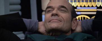 Robert Picardo als Doktor