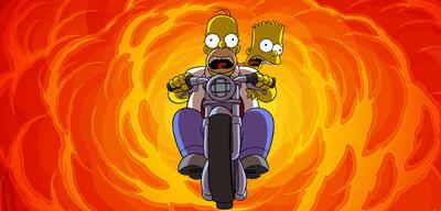 Erstmal nur im Fernsehen zu sehen: Die Simpsons
