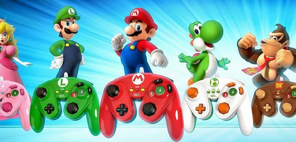 Endlich kann auch auf der Wii U in Erinnerungen geschwelgt werden