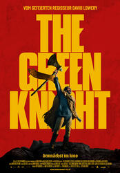 The Green Knight Poster