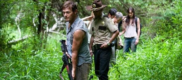 Auf der Suche nach Sophia in der zweiten Staffel von The Walking Dead