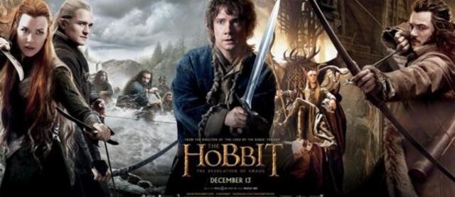 Der Hobbit Satt Neue Bilder Poster Zu Der Hobbit Smaugs