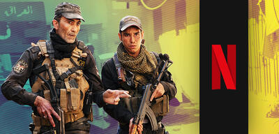 Mosul ist neu im Netflix-Katalog