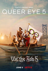 Queer Eye - Staffel 5 - Poster