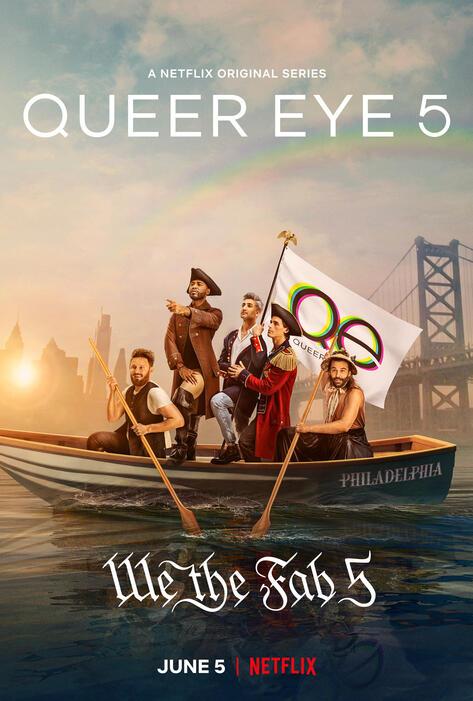 Queer Eye - Staffel 5, Queer Eye