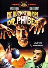 Die Rückkehr des Dr. Phibes - Poster
