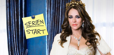 The Royals, Staffel 3: Elizabeth Hurley