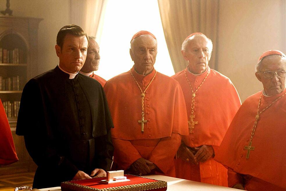 Illuminati mit Ewan McGregor und Armin Mueller-Stahl