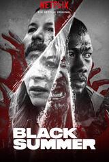 Bildergebnis für black summer poster