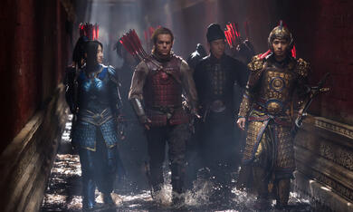 The Great Wall mit Matt Damon, Andy Lau, Lu Han und Tian Jing - Bild 7