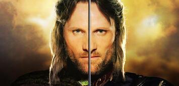Bild zu:  Viggo Mortensen als Aragorn in Der Herr der Ringe