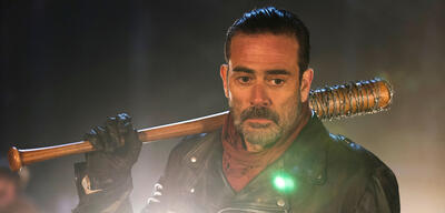 The Walking Dead mit Jeffrey Dean Morgan