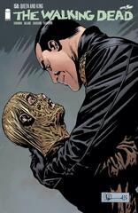 The Walking Dead: Alpha und Negan auf dem Titel des Comics