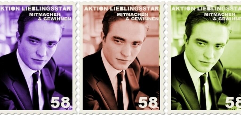 Aktion Lieblingsstar - Robert Pattinson