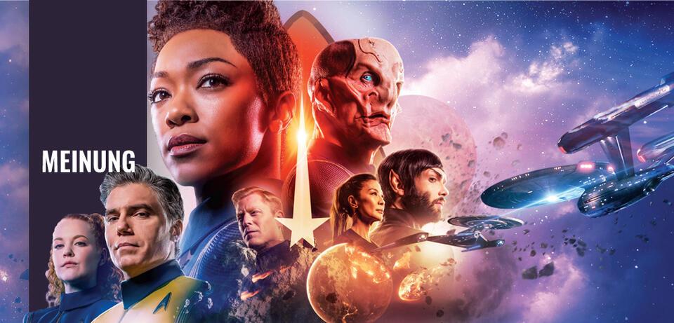 Star Trek Discovery Staffel 3