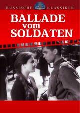 Ballade vom Soldaten - Poster
