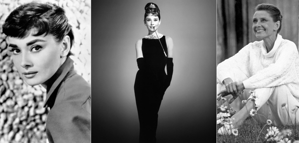 Audrey Hepburn - Eine Ikone