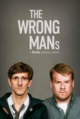 The Wrong Mans - Poster