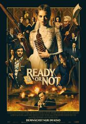Ready or Not - Auf die Plätze, fertig, tot Poster