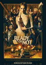 Ready or Not - Auf die Plätze, fertig, tot - Poster