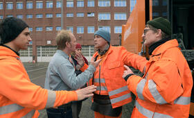 Die Drei von der Müllabfuhr - Dörte muss weg mit Uwe Ochsenknecht, Daniel Rodic, Rainer Strecker und Jörn Hentschel - Bild 10