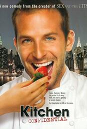 Kitchen Confidential - Poster