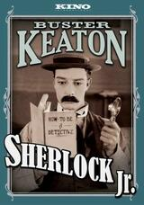 Sherlock Jr. - Poster