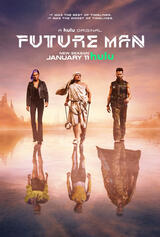 Future Man - Staffel 2 - Poster