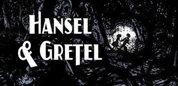 Bild zu:  Allein im finsteren Wald: Hänsel & Gretel