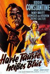 Harte Fäuste - heißes Blut - Poster