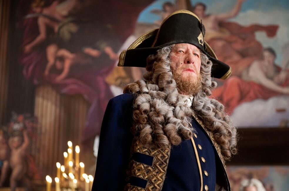 Pirates of the Caribbean - Fremde Gezeiten mit Geoffrey Rush