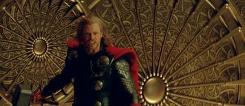 Thor weiß wo der Hammer hängt